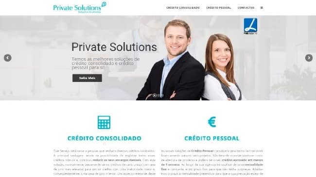 Private-Solutions – O crédito consolidado